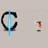 バスティン3「メージャーマイナーバップ」練習 Cみたいな拍子記号、切ったら大きくなるらしい