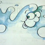 バスティン3「波のおはなし」練習 挿絵と曲が合ってなさすぎww
