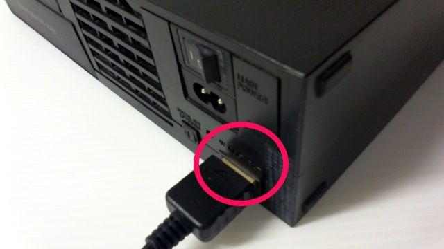 コロンバスサークル・(PS3/PS2/PS用) S+AV端子ケーブル ささりが浅い