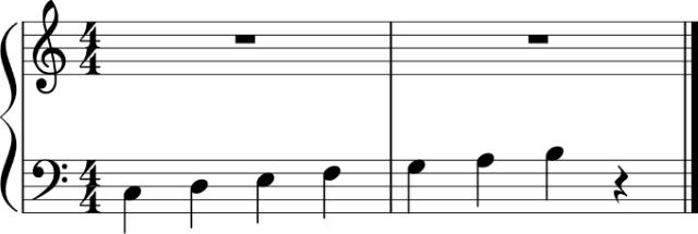 楽譜で言うとこの範囲がズレていた