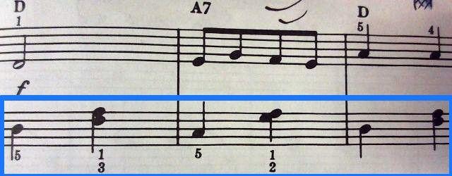 これも分散和音2型