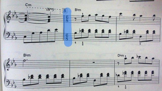 クロノトリガー「封印の扉」後半は6/8拍子